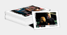 X-Files Seasons 10 & 11 Trading Cards Complete 96 Card Base Set w/ Promo Card P1