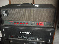 Laney Klipp 100w vintage valve amplifier super tube amp EL34 Black Sabbath group