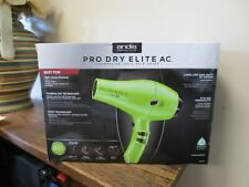 New! Andis Pro Dry Elite AC Hair Dryer  (0050)