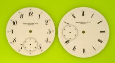 2 dials for pocket watch Patek Philippe