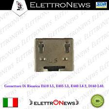 Connettore Micro Usb LG E610 Optimus L5 E405 L3 E440 L4 2 D160 L40