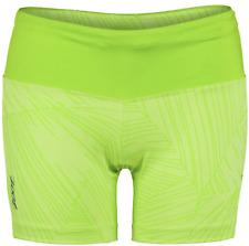Zoot - Women's Run Moonlight 5 inch Run short - Spring Green Palm - Large