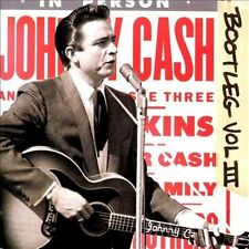 Bootleg, Vol. 3: Live Around the World by Johnny Cash (CD-2011, 2 Discs) SEALED!