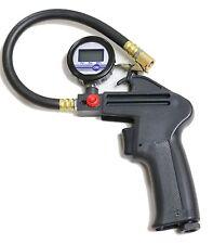 Car Tire Inflating Inflator Gun Tool Air Auto Tyre Digital Pressure Gauge