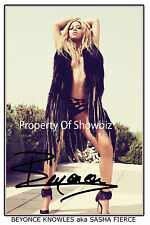 BEYONCE AUTOGRAPHED PHOTO, GET IT NOW! GREAT GIFT