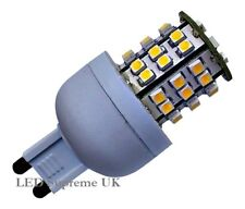 G9 48 SMD LED 240LM 3.5W Dimmable White Bulb ~45W