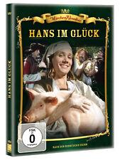 Hans im Glück - Märchen Klassiker - DDR Archiv -  DVD - NEU & OVP