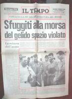 18/04/1970*APOLLO 13 CONCLUSA LA + GRANDE AVVENTURA AVVENUTA NELLO SPAZIO*3010
