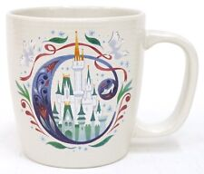 New Disney Abcdisney Letters C Is For Cinderella's Castle Mug Cup