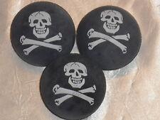 Ball Pirat im 3er Set, 6cm