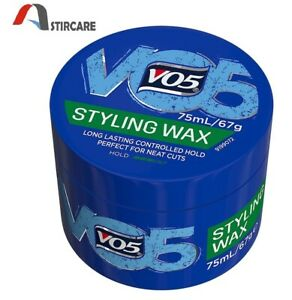 VO5 Groomed Styling Wax For Hair Care 75 ml