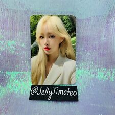 NATURE Saebom NATURE World Code M Official Limited MMT Exclusive Photocard