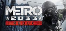 Metro 2033 Redux PC & MAC *STEAM CD-KEY* 🔑🕹🎮