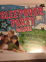 The Sleepover Party Card Game - Brand New & Factory Sealed