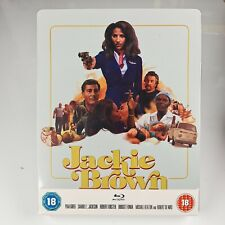 Jackie Brown steelbook Zavvi Exc Ltd Edition Approved by Quentin Tarantino New