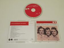 THE ANDREWS SISTER/BEI MIR BIST DU SCHÖN(UNIVERSAL 06007 5301571) CD ALBUM