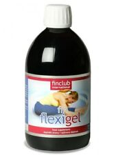 Fin Flexigel 500 ml - Finclub - kolagen do picia z witaminami i magnezem