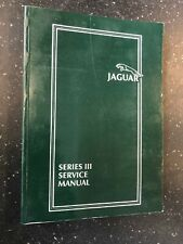 Werkstatthandbuch Jaguar XJ12 Series 3, englisch, AKM9006, original