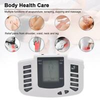 Full Body Shock Therapy Slimming Massager Stimulation Muscle Electro Massager