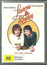 LAVERNE & SHIRLEY SEASON 1 PENNY MARSHALL CINDY WILLIAMS GREAT NEW 3 DVD SET