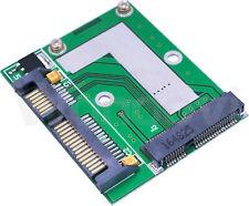 New mSATA SSD to 2.5'' SATA 6.0 Gps Adapter Converter Card Module Board Pad Pcie