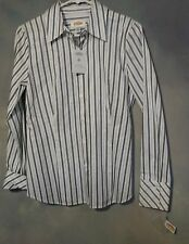 Talbots Striped Regular Size Tops & Blouses for Women