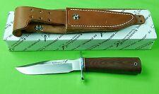 US BLACKJACK Model 5 Fighting Knife and Sheath Box