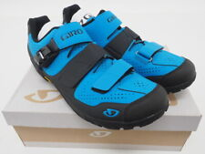New! Giro Men's Terraduro Mountain Biking Shoes Size 13.5 US, 48 EU Blue