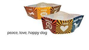 2 New Portable Pet Bowls-Eat Sleep Fetch  BPA Free Foldable Resealable Durable
