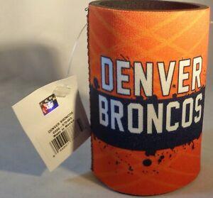 Denver Broncos NFL Can Holder Cooler Bottle Sleeve