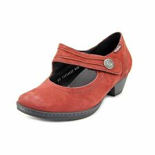 Women's Suede Mary Janes