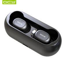 New QCY T1C TWS 5.0 Bluetooth Headset 3D Stereo Wireless Headphone w/ Dual Micro
