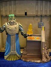 Star Wars Saga E2 AOTC Wat Tambor Geonosian War Room figure loose, complete