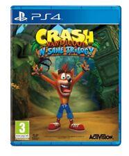 Videojuegos de plataformas Crash Bandicoot
