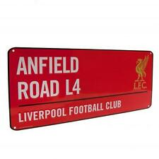 Liverpool F.C. Street Sign RD Official Merchandise