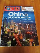 Focus Zeitung Nr.16/10 19 April 2010