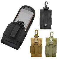 Molle Belt Tactical Cell Phone Pouch Case Holster Waist Bag for iPhone 6/6S/7