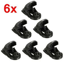 6pcs Mice Mouse Rat Trap Mousetraps Plastic Catcher Killer Bait Reusable Rodent