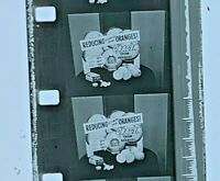 Advertising 16mm Film Reel - ORAGEN Consumer Drug Corporation Reduce Oranges C03