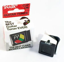 S-3 Snark Cop Car Clip-On Chromatic Guitar/Bass/Uke/Banjo/Violin Headstock Tuner