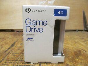 Seagate Game Drive STGD4000400 4TB Hard Drive ( LOT 15851)