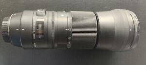 Sigma 150-600/5-6.3 DG Contemporary Für Canon