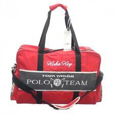 Tom Tailor POLO TEAM Equipment Funktions-Tasche Sporttasche Rot *** NEU ***