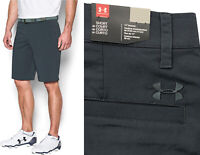 Under Armour UA Leaderboard Tech Golf Shorts - W30 ONLY - Steel Grey - Stretch