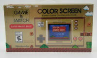 Nintendo Game and Watch Super Mario Bros Handheld In Hand