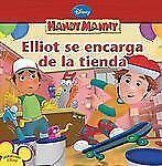 Elliot se encarga de la tienda (Handy Manny (8x8 Spanish))