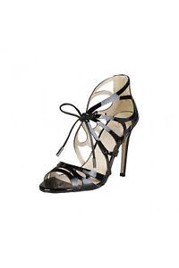 CLEARANCE SALE! Versace 19.69 Morgane: Nero (Black) Sandal Stietto Heels 50% Off