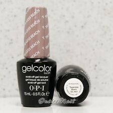 OPI GelColor Brazil Glamazons Collection 2014 TAUPE-LESS BEACH GC A61 > Ship 24H