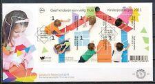 NEDERLAND - ONBESCHREVEN FDC E-640 - KINDERZEGELS 2011