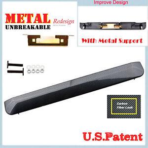 For 2004-2006 Scion xb Carbon Fiber Rear Panel Hatch Gate Trim Molding Handle